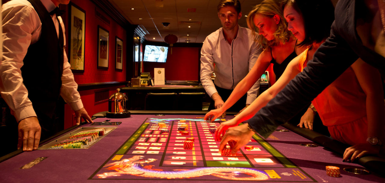 Casinos with blackjack near me